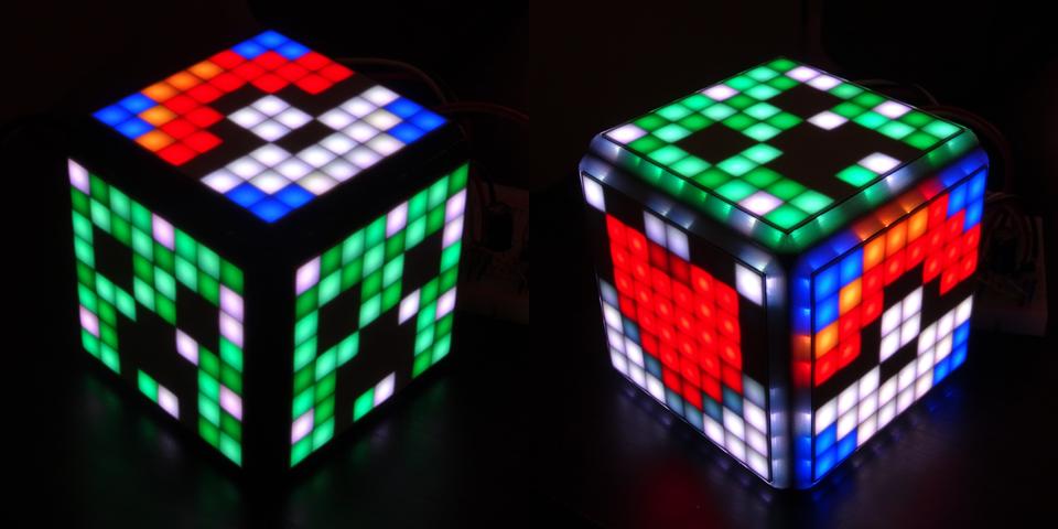 Cube Comparison