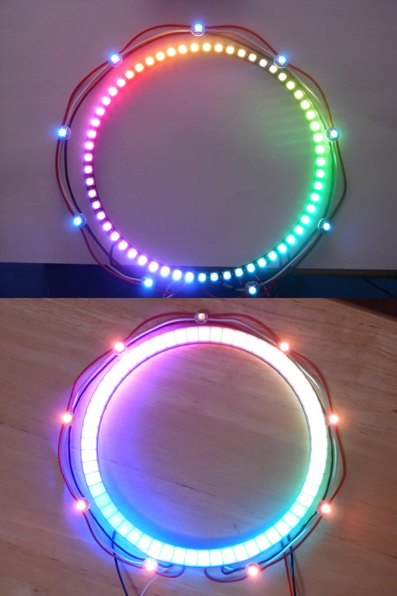 Ring Clock Comparison