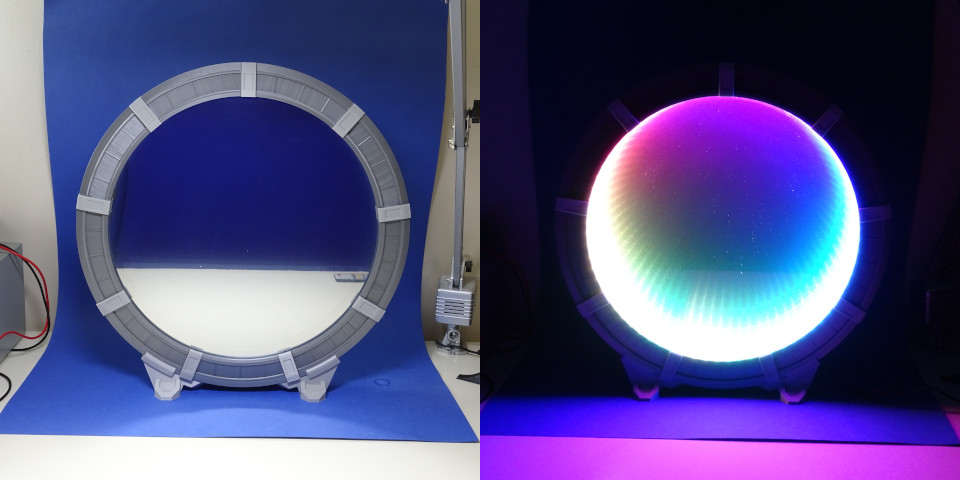 Stargate Infinity Mirror